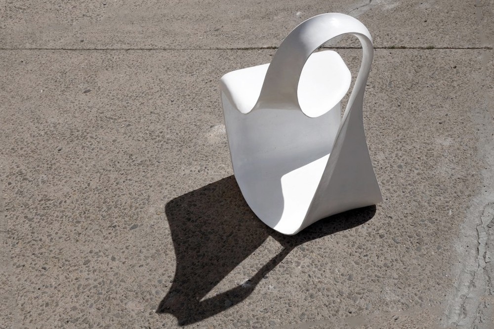Mobius chair Takeshi Miyakawa